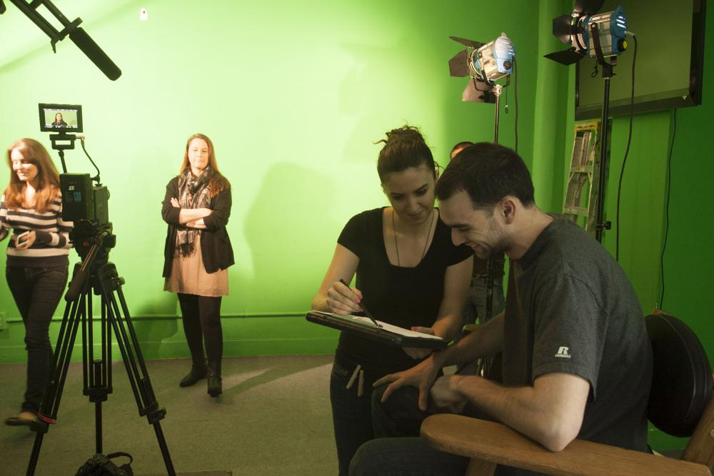 Digital Film Academy - Greenscreen - #NewYork #film #school #academy.jpg