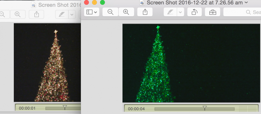 NX1 turns green during video.png
