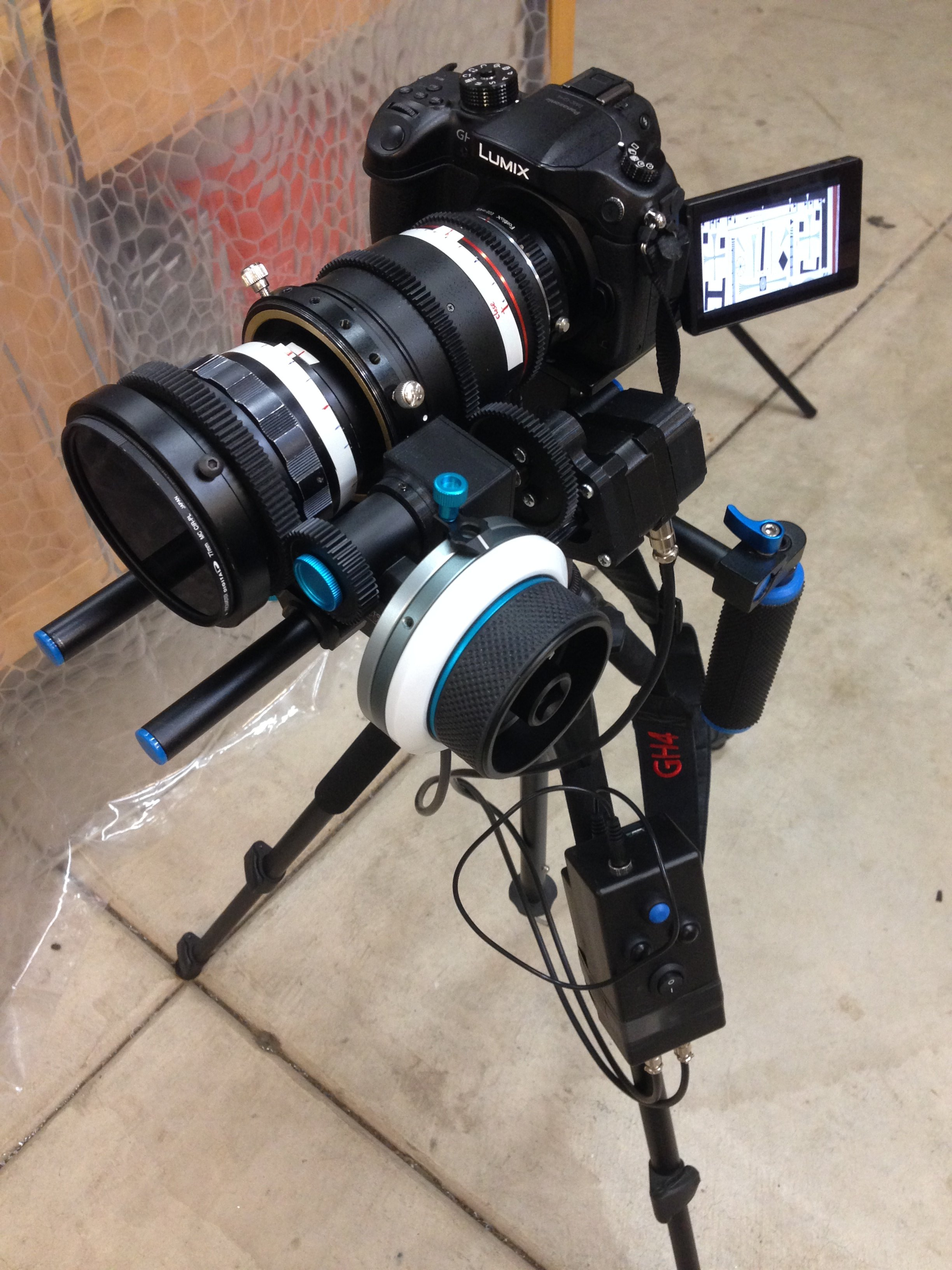 Rapido Single Focus Solution - ANAMORPHIC - EOSHD Forum