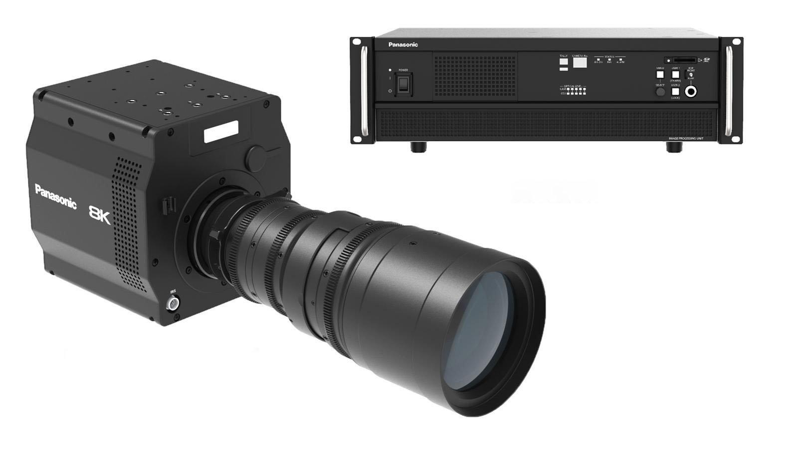 Organic Sensor to be Used in This Panasonic Camcorder in