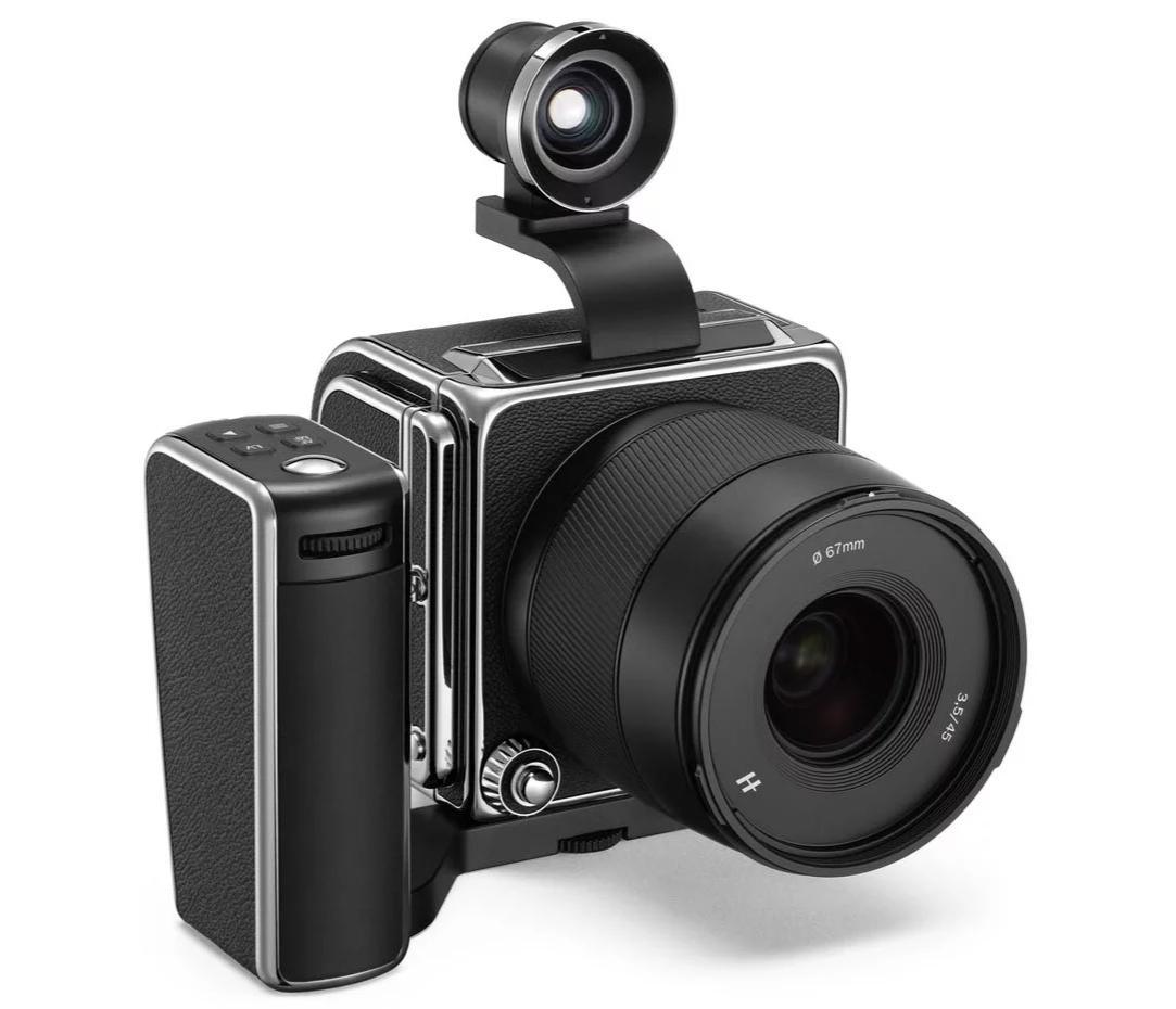 Hasselblad X2D Medium Format Camera Coming? - Page 3 - EOSHD - EOSHD