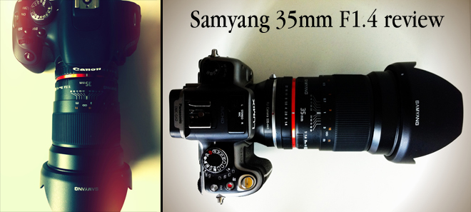 Samyang take on the big guns