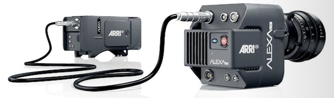 Arri Alexa M modular camera