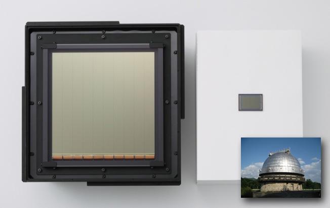 Canon Kiso Sensor