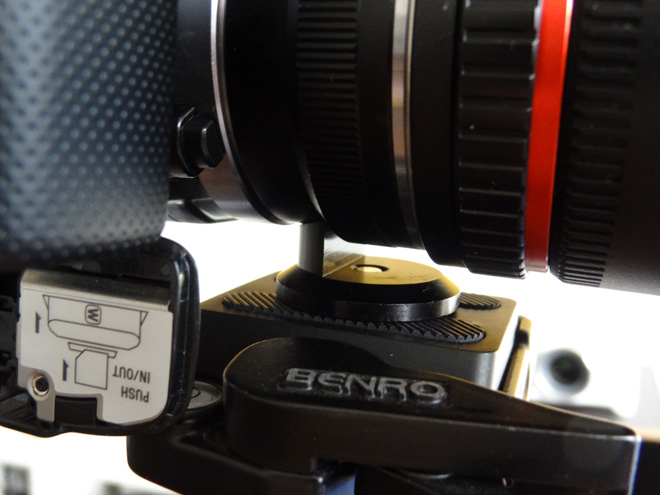Cinematic and photographic lenses for the Sony NEX 5N and FS100 ...