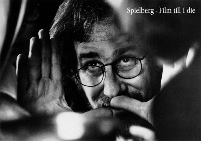 Steven Spielberg on 35mm film