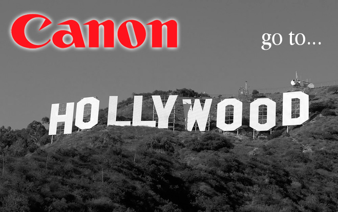 Canon Hollywood Support Centre