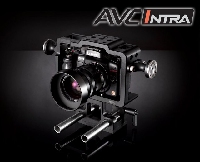 GH2 with AVCHD Intra