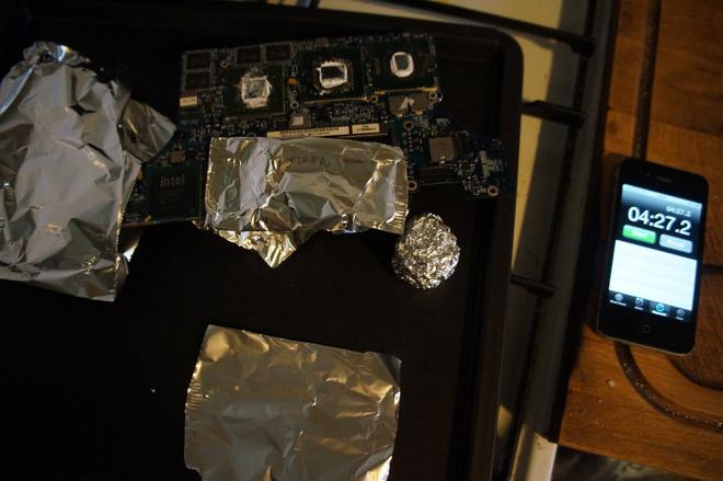 Macbook cooked