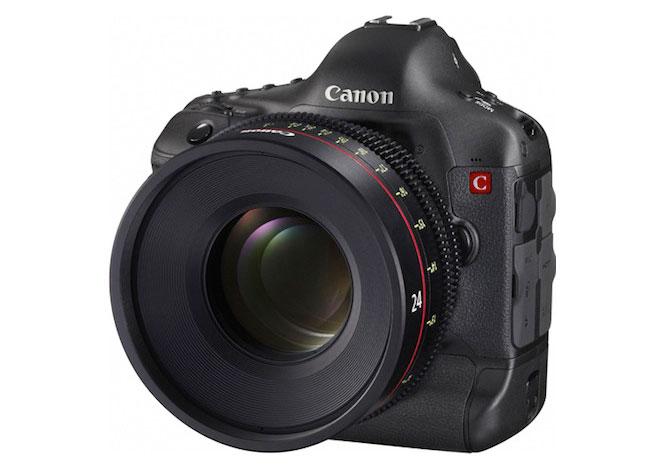 Canon Announce 35mm Full Frame 4k Dslr Eoshd