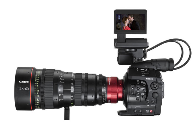 Canon C300 - The best thing since sliced bread until the next one