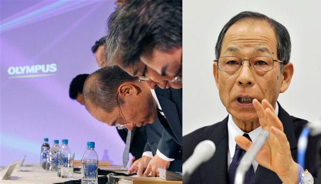 Olympus VP Hisashi Mori