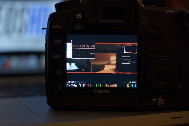 EOSHD tests the new Magic Lantern Unified on 5D Mark II - EOSHD
