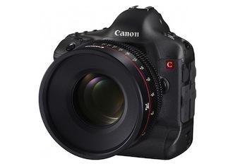 Canon 4K EOS