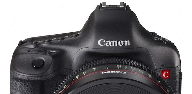 Canon 4K EOS DSLR