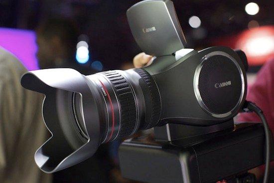 Canon 4K RAW