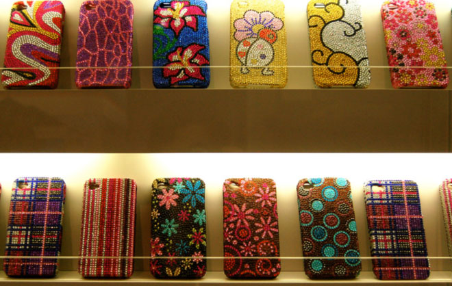 CES 2012 iPhone cases
