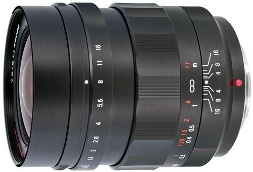 Nokton 17.5mm F0.95