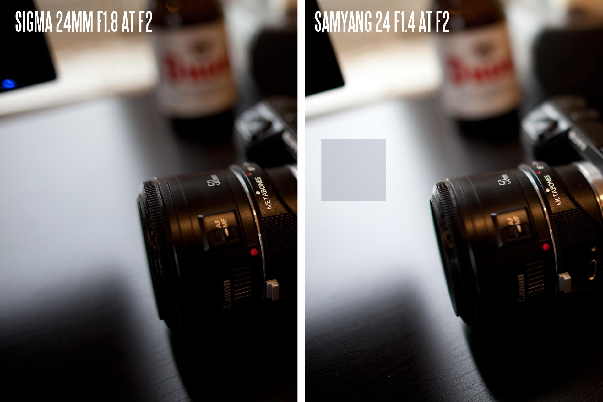 Rokinon 24mm, 35mm, & 85mm T1 5 Cine Lens Set for Canon