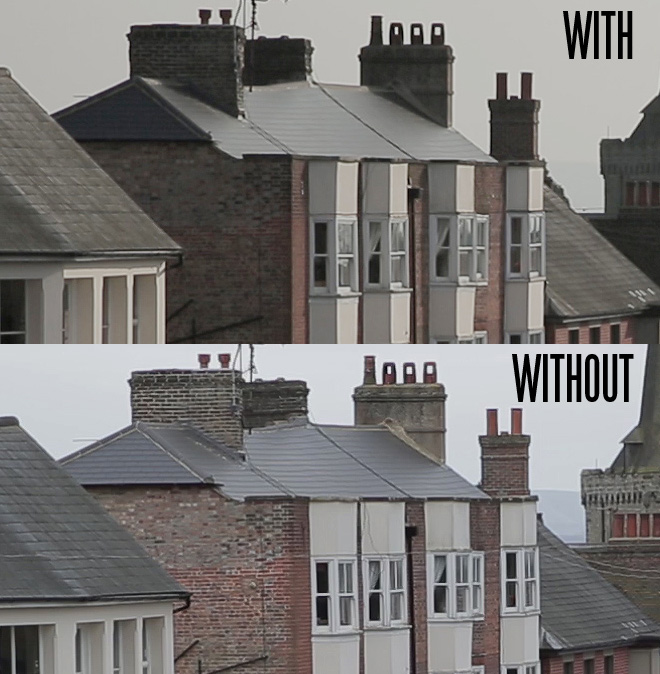 5D Mark III with / without AA filter
