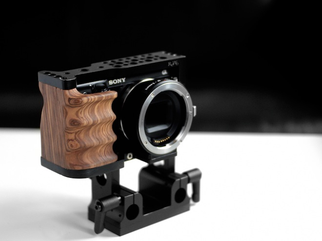 NEX 7 ReWo Cage Prototype