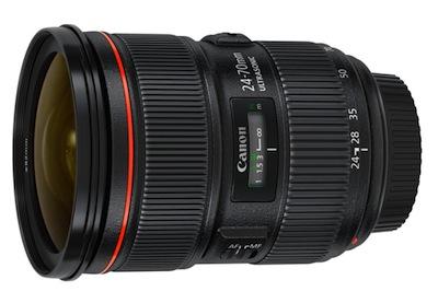 Canon 24-70mm II