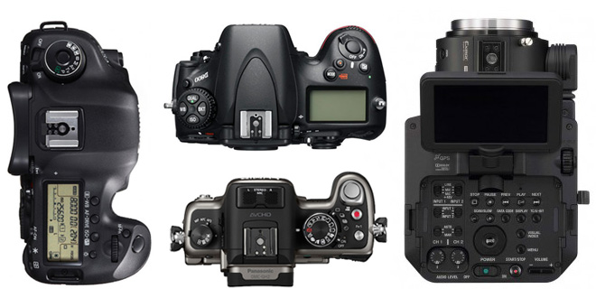 Digital Cinema Cameras - Guide