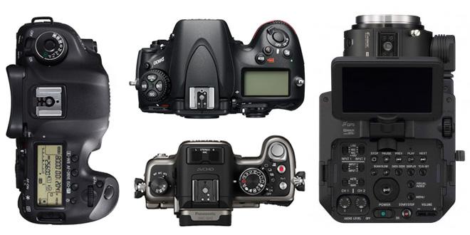 Digital Cinema Cameras - Guide