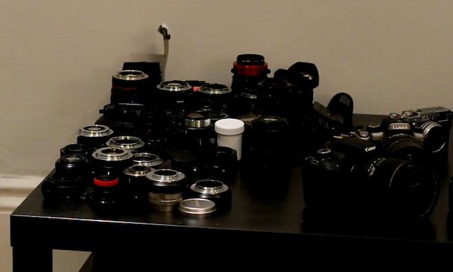 Fuji X Pro 1 - 1080p sample