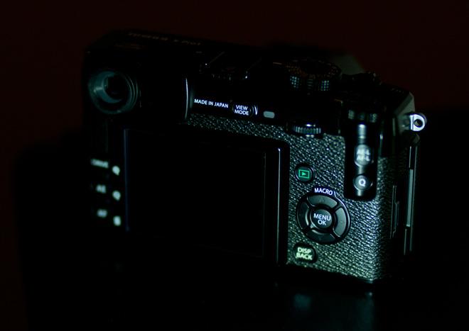 Fuji X Pro 1