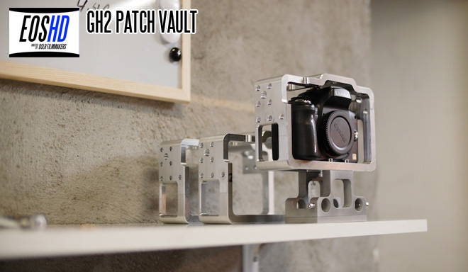 The GH2 Patch Vault