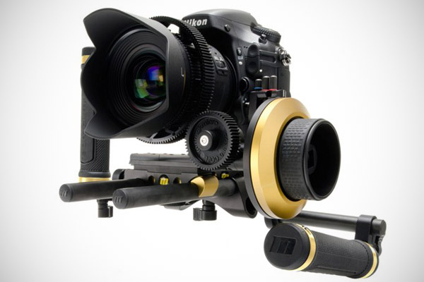 Nikon video rig from Redrock