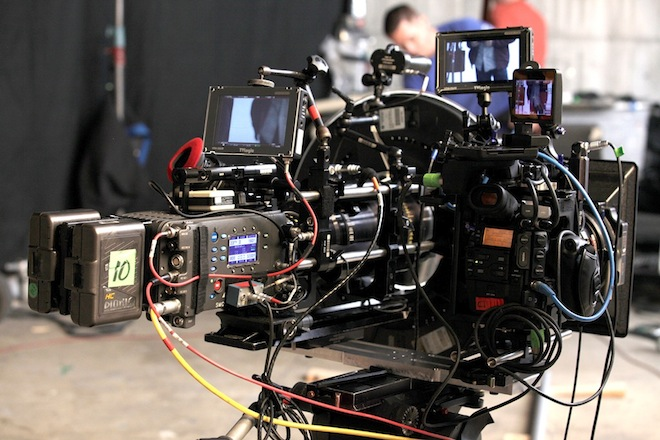 Alexa and C300 on Game of Thrones