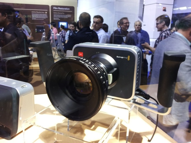Blackmagic Design Cinema Camera