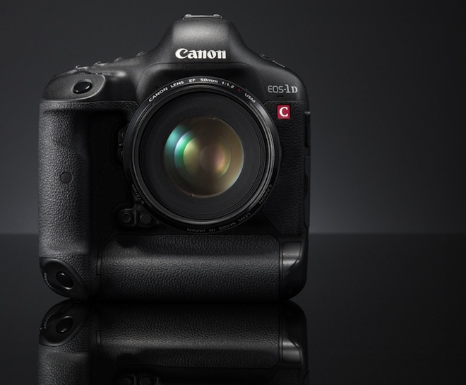 Canon Cinema 1D