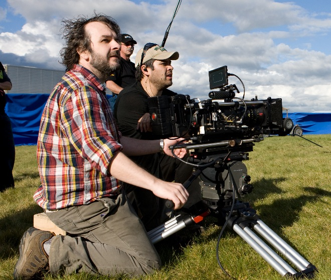 Peter Jackson dir. The Hobbit with RED EPIC