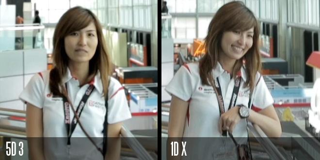 5D Mark III vs 1D X