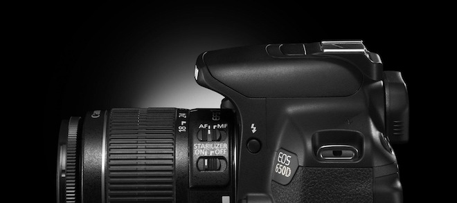 T4i / 650D - the new APS-C offering from Canon