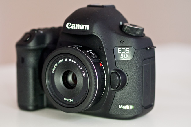Canon EF 40mm F2.8 Pancake Review