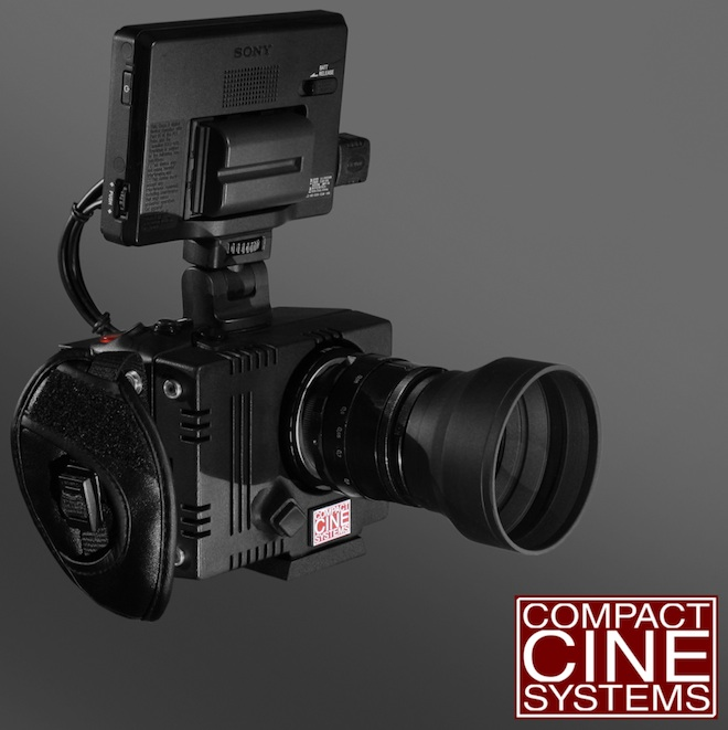Compact Cine Systems NEX 5N cinema housing