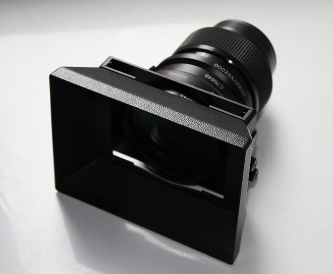 NEX 5N anamorphic adapter