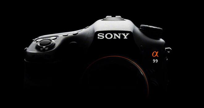 Sony A99 specs - full frame DSLR