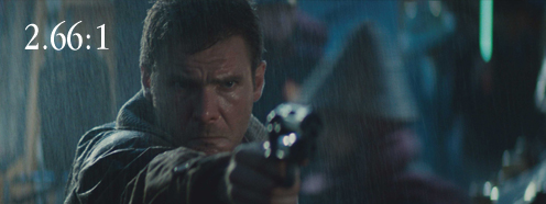 Bladerunner in anamorphic