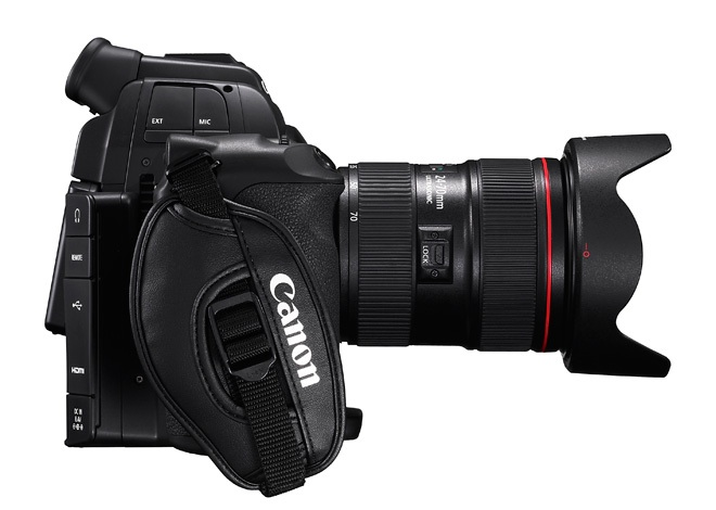 Canon launch £4000 Cinema EOS C100 - EOSHD