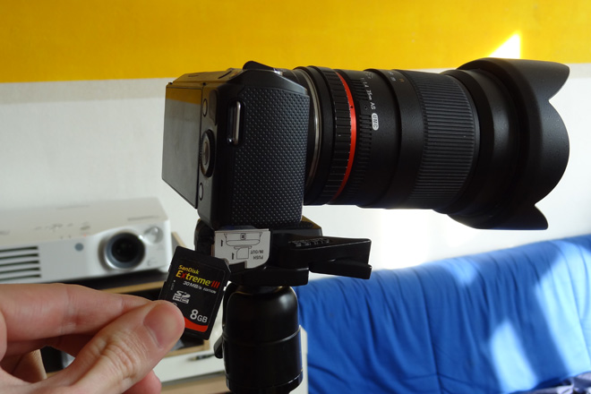 NEX 5N hack a real possibility