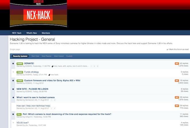 NEX-Hack.com