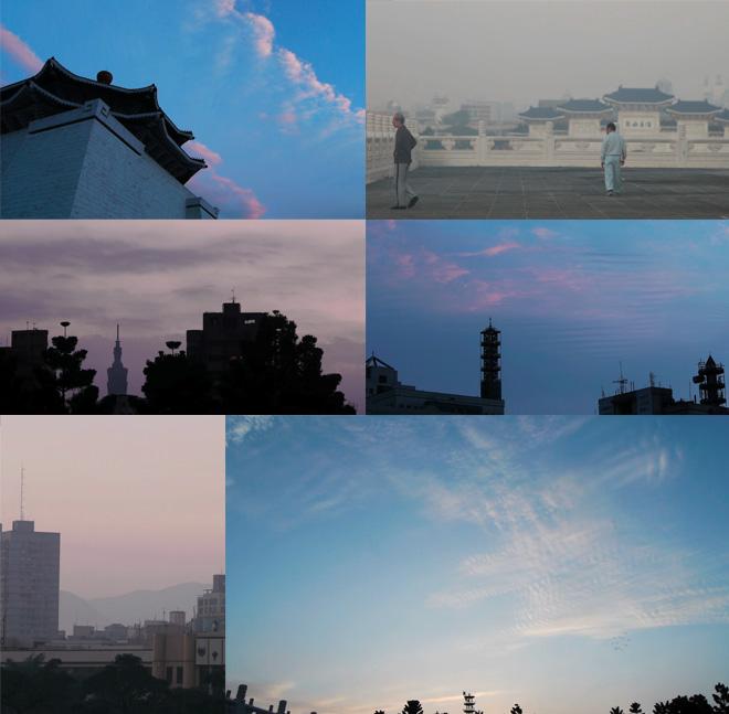Taipei, natural light montage (GH1)