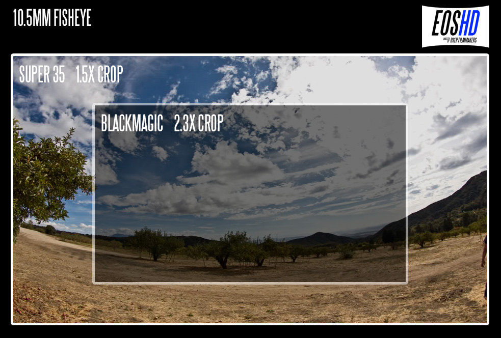 A guide to the best wide angle lenses for the Blackmagic Cinema ...