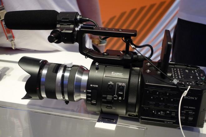 Sony NXCAM FS700