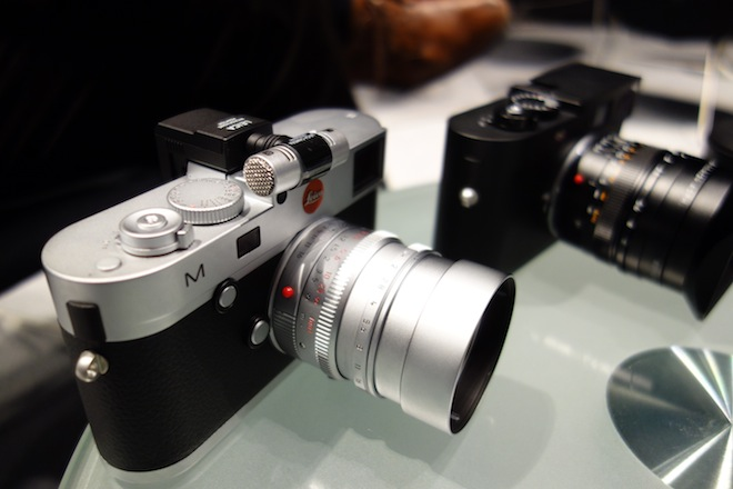 The new Leica M with 1080p video mode